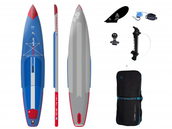 """Starboard Inflatable Sup """"The Wall"""""""