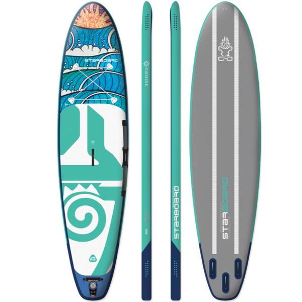 Starboard iGO Tikhine Wave 11,2''x32'' Zen gebraucht