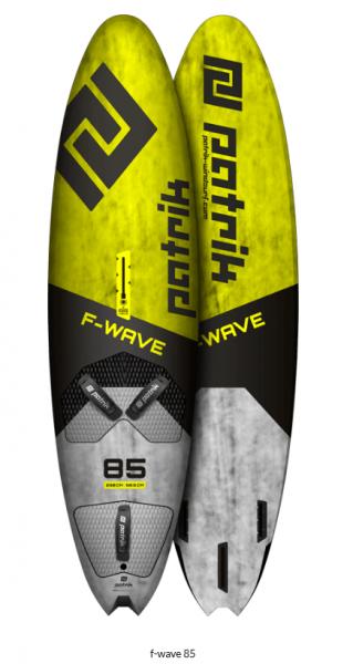 Patrik F-Wave 2020 85l Ausstellungsstück