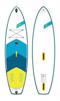 JP WINDSUPAIR Light Edition SUP Board