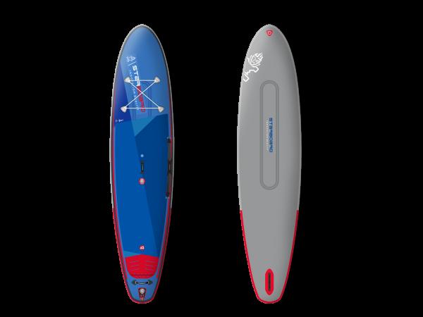Starboard Inflatable Sup iGo Deluxe DC