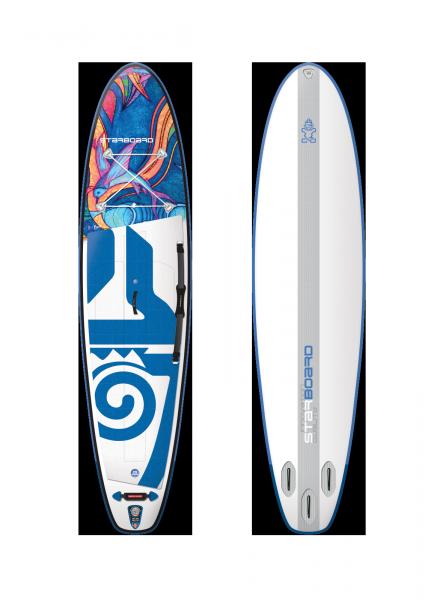 Starboard iGO Tikhine Wave 10'2''x31'' gebraucht