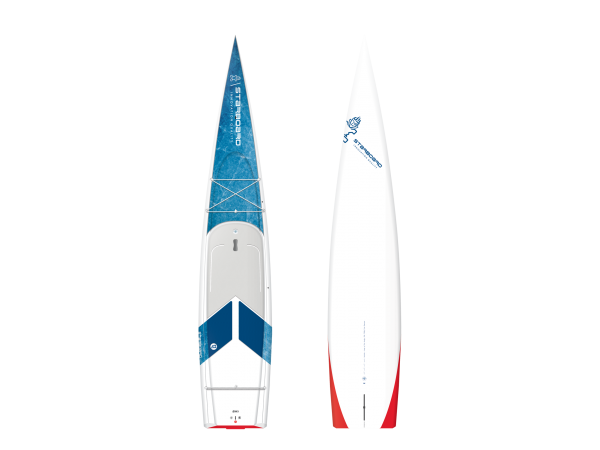 """Starboard SUP 12'6"""" x 28"""" Water Line Lite Tech"""