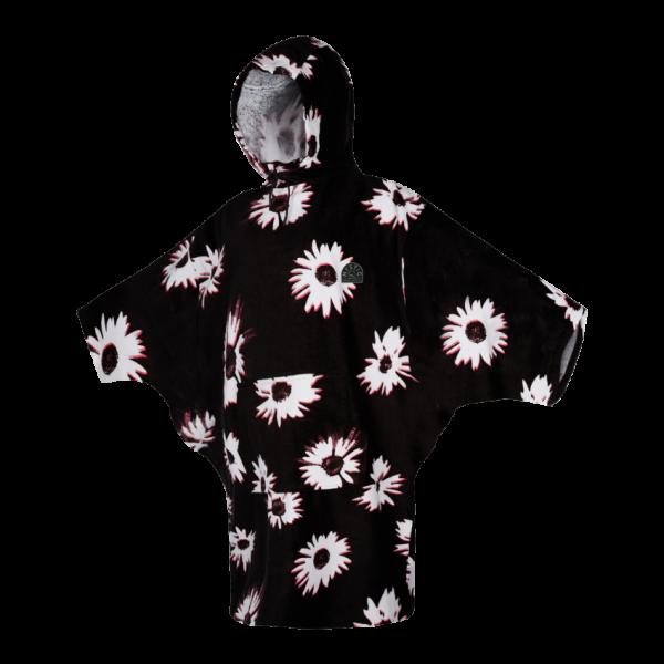 Mystic Poncho Black/ White