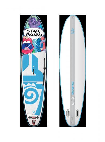 Starboard iGO Tikhine Shout 11,2''x32'' Zen gebraucht