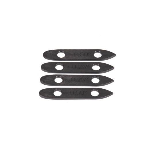 Fanatic Foil Wedge Set (4PCS)