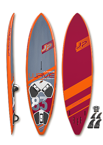 JP Ultimate Wave Pro Edition 102l gebraucht