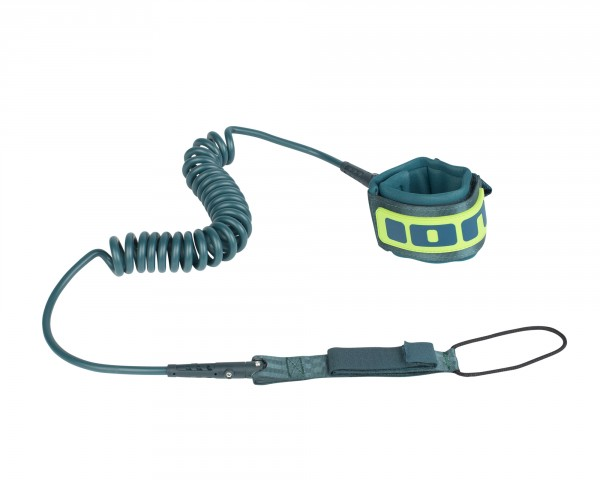 ION SUP Core Leash Coiled