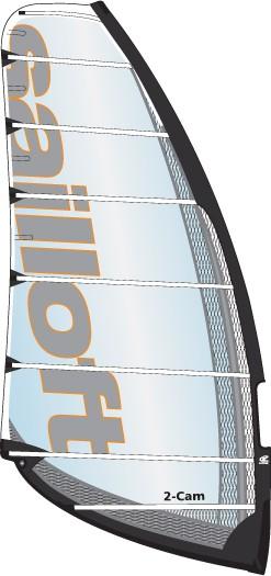 Sailloft 2 Cam 6.5 gebraucht