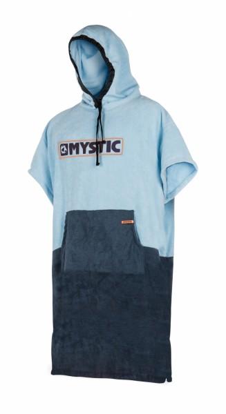 Mystic Poncho Navy/Grey